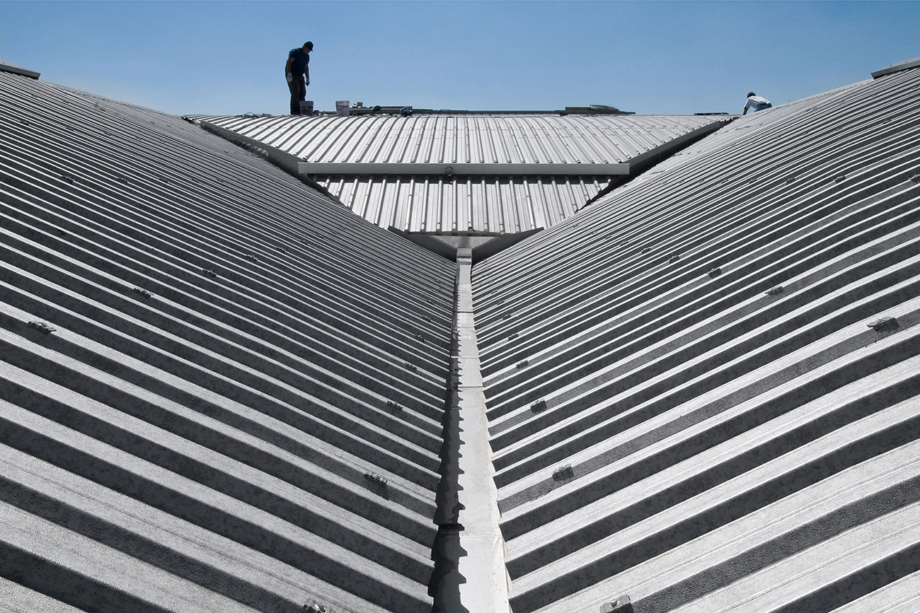 Commercial Roof Repair : Commercial roof repairs irish roofing