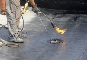 flat-roof-blow-torch